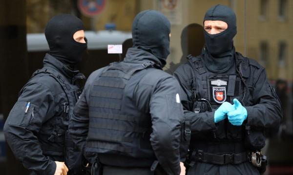 Пакет с експлозиви получен в министерство в Берлин