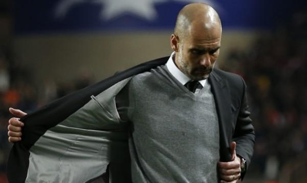 Тотален крах за Пеп Гуардиола в Шампионска лига