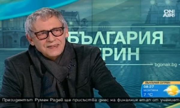 """Рашко Младенов за """"Квадрат 500"""": Не искам да бързам!"""