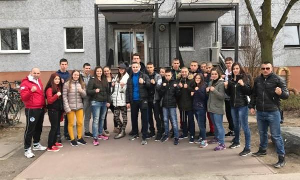 Каратеките ни заминаха за европейското по карате киокушин в Берлин