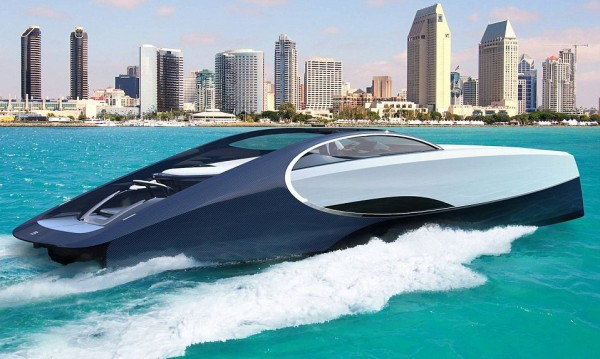 Лукс в лимитирана серия: Супер яхта за милиони