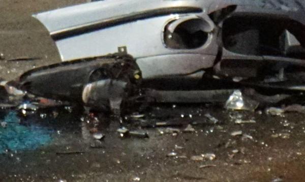 Шофьорът, блъснал колата на Георгиева, карал със 150