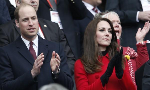 Уилям и Кейт на среща с оцелели от атаките в Париж и Ница