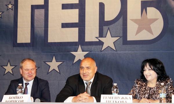 Борисов: Българите гласуваха за Радев, получиха Герджиков