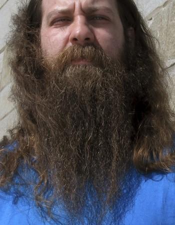 Най-хубавата брада в САЩ - отглеждана две години