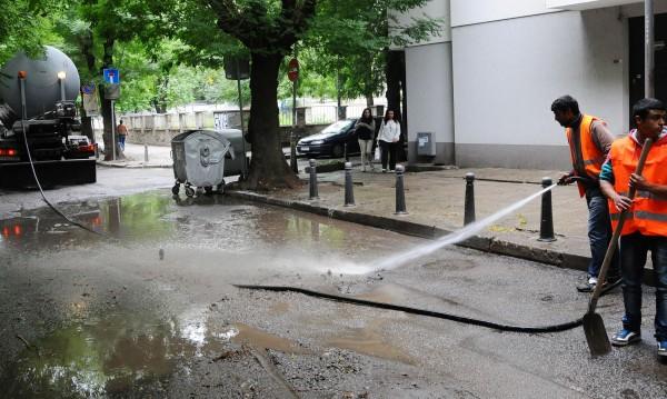 Общината в София бори мръсния въздух с чисти улици