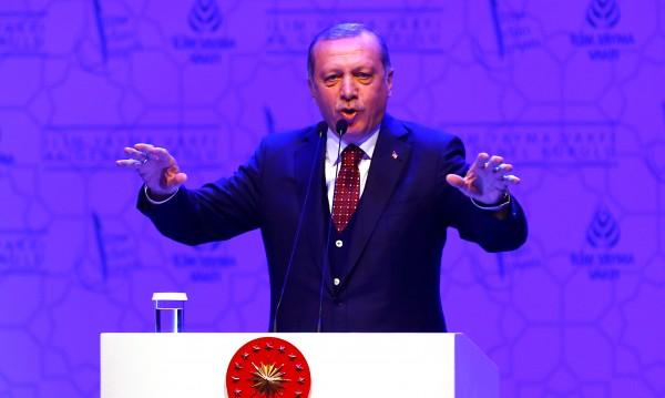 Ердоган vs. Европа: Фашистка, като преди Втората световна война