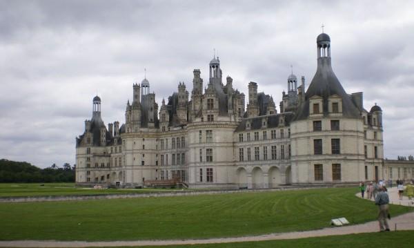 Великолепният дворец Шамбор