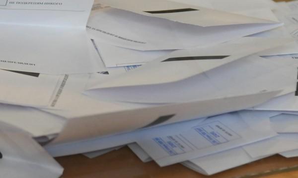 На финалната права на изборите: ГЕРБ поведе пред БСП с 2%