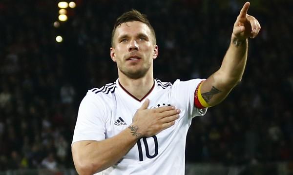 Германия надви Англия, прекъсна черна серия