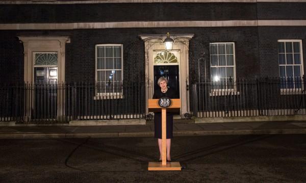 Тереза Мей: Великобритания няма да се поддаде на терора!