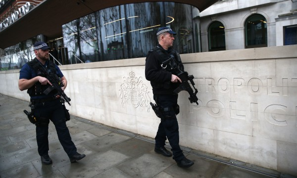 Седем ареста са извършени след атаката в Лондон