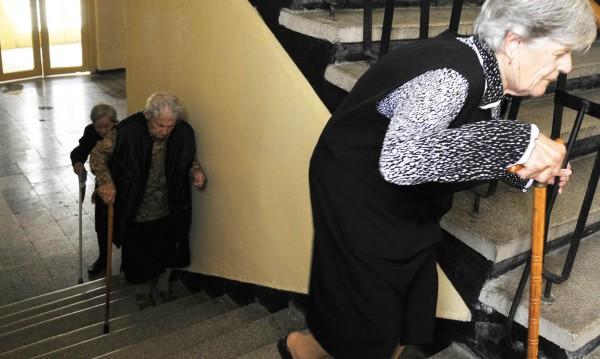 Откриха нелегален частен дом за стари хора в Бояна