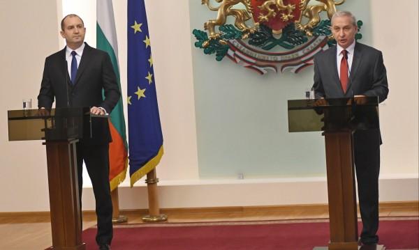 Радев скръцнал на Герджиков: Стига приказки за еврозоната!