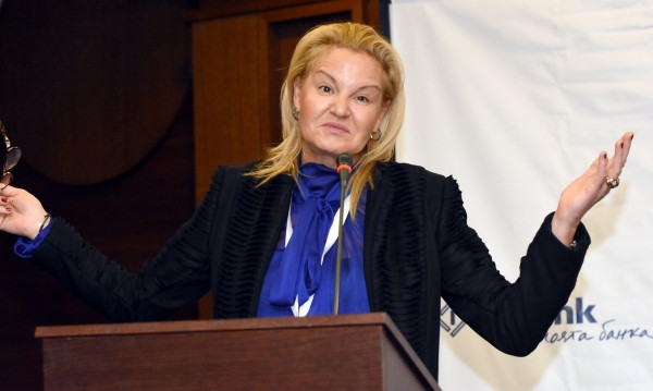 Преизбиране: Стефка Костадинова остава начело на БОК