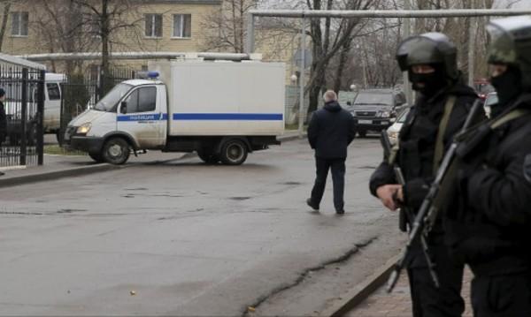 Почина убиецът на бившия руски депутат Вероненков