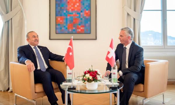 Швейцария предупреди Турция: Без шпионаж преди референдума!