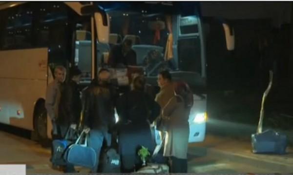 """Изселническо """"наводнение"""" от Бурса! Десетки автобуси към България"""