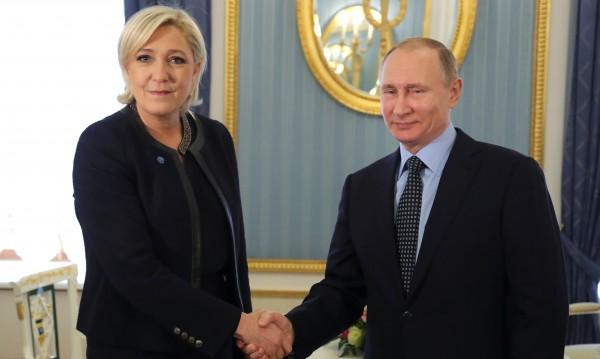 Путин: Русия не желае да влияе на изборите във Франция