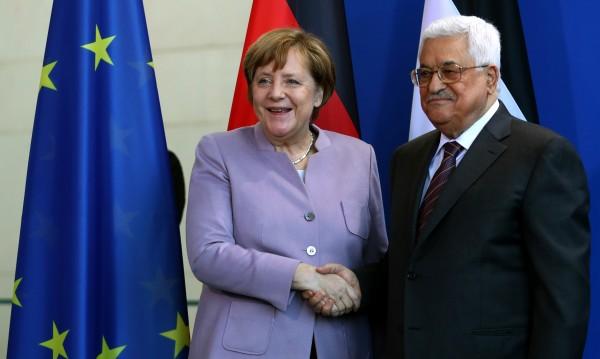 Германия за Израел и Палестина: Две държави!