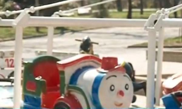 Опасна и незаконна: Въртележка в парк застрашава децата ни!