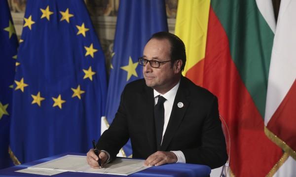 Оланд към французите: Докажете, че ще сме по-добре без ЕС!