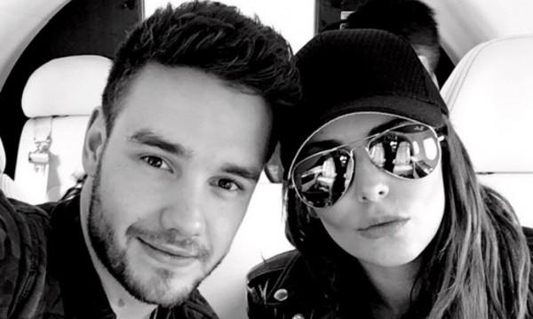Черил дари със син Лиъм Пейн от One Direction