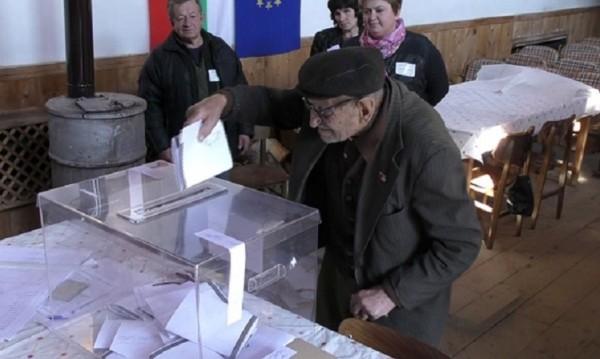 За да се върнат младите: 102-годишен пусна бюлетина в Смолянско