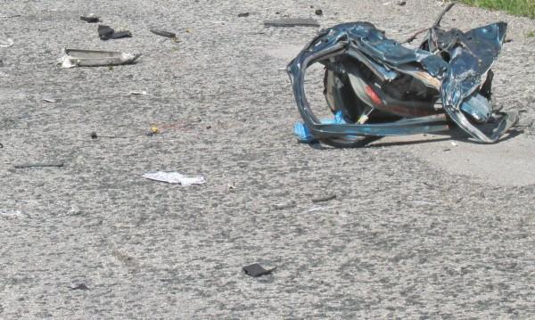 Тежък сблъсък на пътя Бяла-Русе, 5-има са ранени
