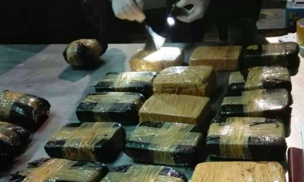 Спипаха 16 кг дрога на Дунав мост
