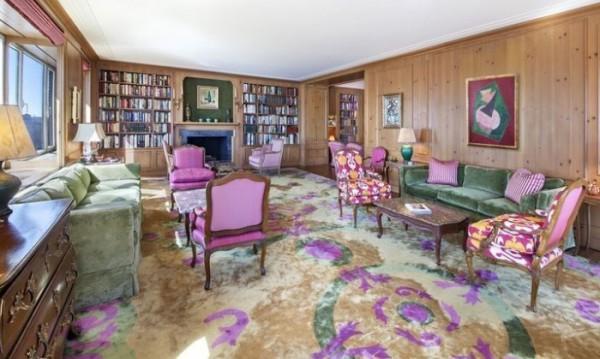 Отворени врати: Влезте в апартамента на Грета Гарбо