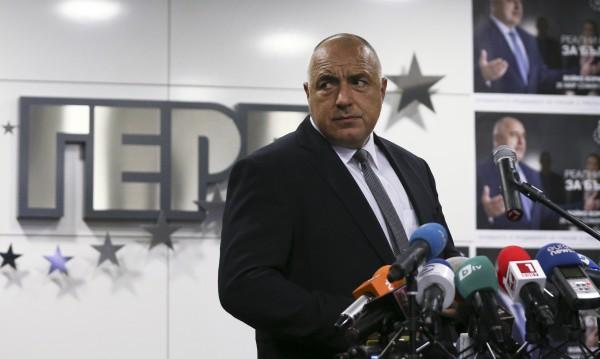 1 от 3: Борисов прави кабинет на малцинството?