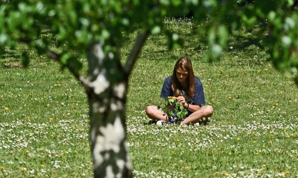 Пролетта настъпва лятно: До 25 градуса преди Великден