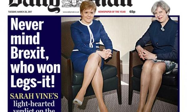 Brexit е без значение. Кой печели надпреварата за Legs-it?