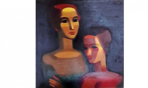 Книга за художника Тома Трифоновски ще бъде представена на изложба с негови картини