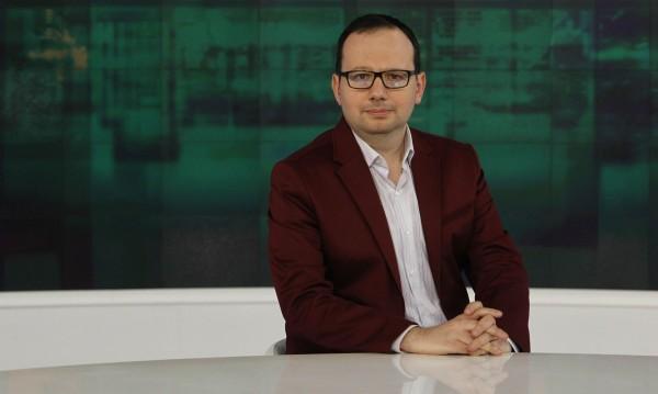 Николай Кръстев е новият водещ в екипа на Bloomberg TV Bulgaria