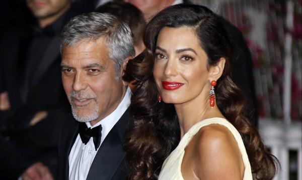Клуни за бременната си съпруга: Не е глезла!