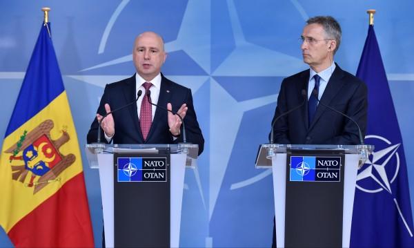 НАТО открива тази година представителство в Молдова