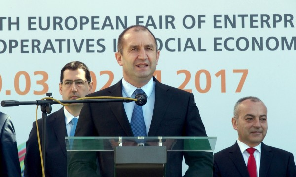 Президентът Радев за бъдещия кабинет: Коалиция с компромиси!