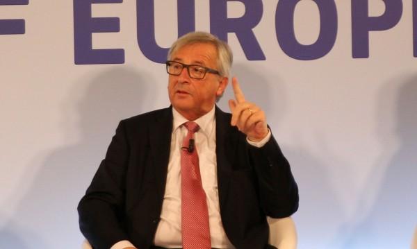 Юнкер срещу Тръмп за Brexit: Охайо пък да напусне САЩ!