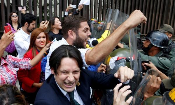 Върховният съд на Венецуела си присвои законодателните правомощия
