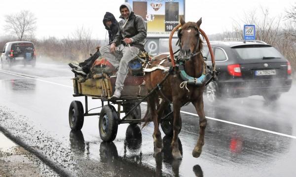 Роми във Враца на бунт: Как така без каруци в града?
