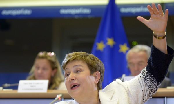 Решено е! Кристалина Георгиева оглавява надпартиен кабинет