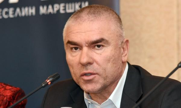 Прокуратурата разследва за дъмпинг Веселин Марешки