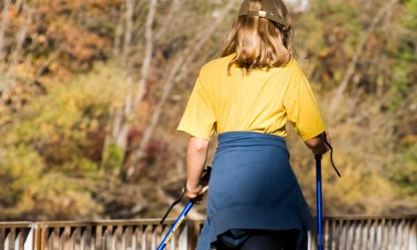 4 ползи от скандинавското ходене