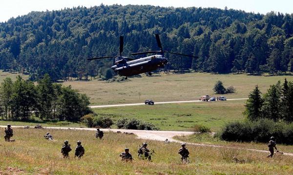 Хитрости от НАТО: Батальони в Прибалтика, оправдават се с Русия