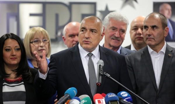 Борисов ще е депутат от Пловдив, отваря място за Бъчварова