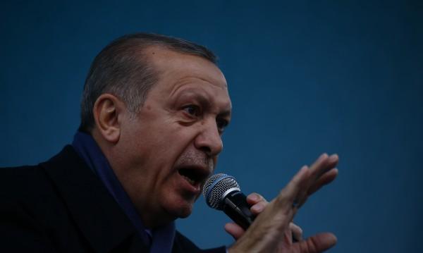 Ердоган със самооценка: Пазител на мира!