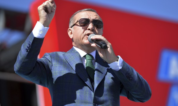 Ердоган: Не ни приемат в ЕС, защото е християнски съюз!