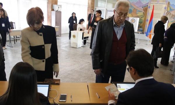 Управляващата Републиканска партия печели изборите в Армения